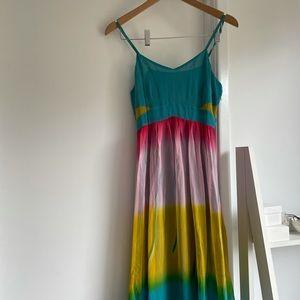 Silk summer dress - never worn